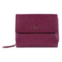 Braun|Buffel|Asti|Zip|Purse|50454|Mauve|