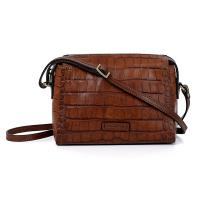 Gianni|Conti Handbag|9493312|Croc|Tan|