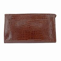 Cepi|2017|croc|leather|patent|large cosmetic case|large makeup bag|leather makeup bag|travel accessories|gifts for her|traditional gifts|Christmas|The Tannery