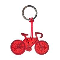 the Tannery|Bicycle|Keyring|P354|Red|
