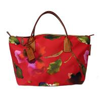 Robertina|Flower|Sm|Duffle|SDPR|Pompei|Red|