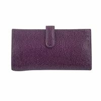 The Tannery|Purse|355|stamped lizard|lizard leather|Italian leather|ladies purse|long purse|ladies wallet|ladies notecase|