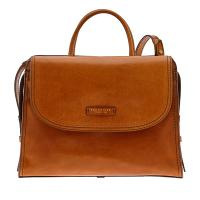 The Bridge|handbag|work bag|new season|41257|tan|natural leather|veg tan|