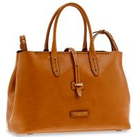 The Tannery|The Bridge|Bridge|Shopper|41317|Tuscan|Cowhide|Cognac