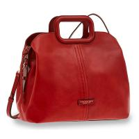 Bridge|Two|Handle|Bag|43759|Red|