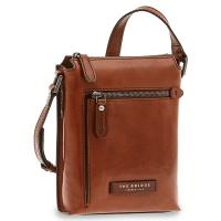 The Bridge|Satchel|Bag|53217|Brown|