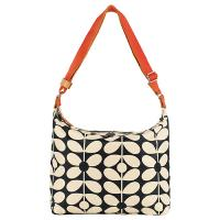 Orla Kiely|Sixties Stem|18SESXT309|ladies shoulder bag|orla kiely bags|promotion 10%|The Tannery