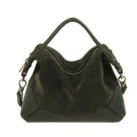 Texier|Shoulder bag|24005|Suede|leather|Brand name|ladies handbags|The Tannery