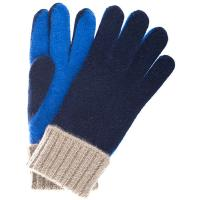 The Tannery|Santacana|Madrid|Gloves|Wool|Wool Gloves|Angora|Men's Gloves|Men's wool gloves|Knitted|Winter|Gifts for him|For Him|Gifts|Gift ideas|Navy|Beige|