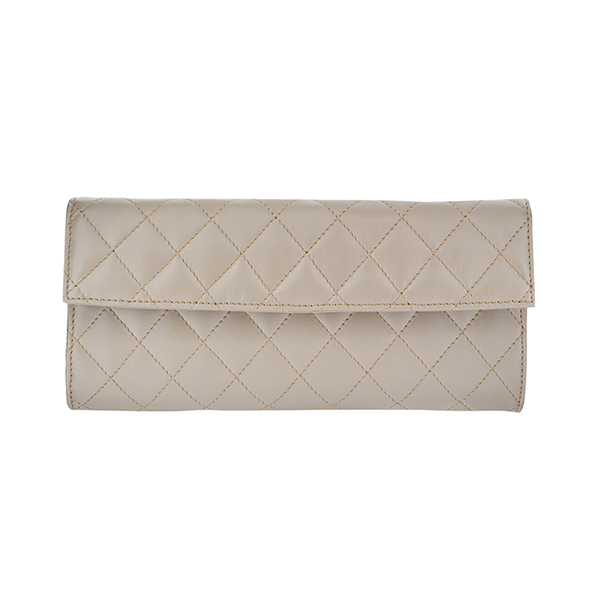 Tannery Clutch Bag 3150 Quilted : quilted leather clutch - Adamdwight.com