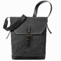 Saccoo|Copenhagen|Canvas|Black|