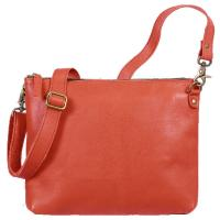 Saccoo|Greenwich|Leather|Red|