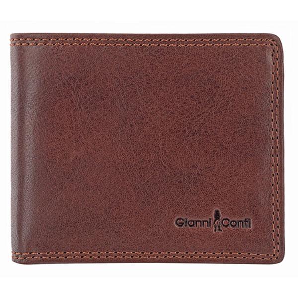 d8c18d228af Gianni|Conti|Wallet|917410|Dark Brown