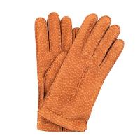 Pig Skin| Cashmere Lined|Gloves|Tobacco|ladies gloves|new|ladies leather gloves|Italian leather|The Tannery