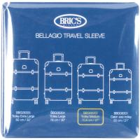 The Tannery|Bric's|Bellagio|70.5cm|Suitcase|Cover|BAC00936|Trolley|Transparent|Trolley cover|Travel accessories|PVC|Luggage|Luggage accessories|