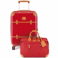 Brics|luggage|wheeled case|ladies luggage| mens luggage|luagge|wheeled case| red luggage| Italian luggage|Italian luggage|Red
