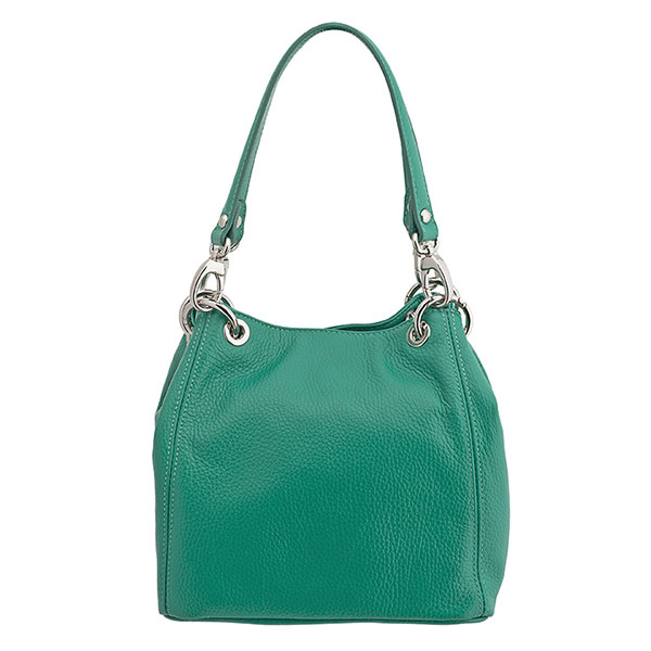 Sabina|Handbag|D3361|Grain|Leather|Jade|