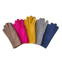 Wool|Cashmere|Honeycomb|Glove|AW20|