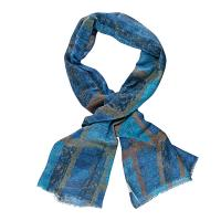 Eka|Kapre|scarf|316|wool scraf|silk scarf|ladies wool scarf|ladies silk scarf|ladies silk and wool scarf|The Tannery|gifts for her