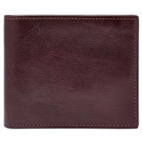 The Tannery|Fossil|Wallet|Bifold|Accessories|Truman|Leather|Leather wallet|Leather bifold wallet|Mens leather allet|Mens leather bifold wallet|Dark Brown
