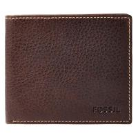 The Tannery|Fossil|Lincoln|Bifold Wallet|Leather|Wallet|Bifold|Leather wallet|Mens Wallet|Mens leather wallet|Accessories|Dark Brown|