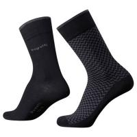 Bugatti|Men's|Socks|2Pkt|6279|Black|