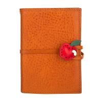 Notebook|plain paper|journal|sketch book|leather|tie|leather bound|Apple