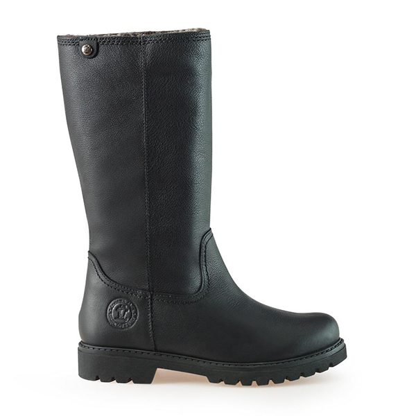 Panama Jack|boots|Bambina|B60|ladies leather boot|winter boot|warm|fur lined|greased leather