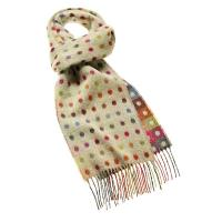 BRonte by Moon|Spot/Check|Sage|Multi|Scarf|
