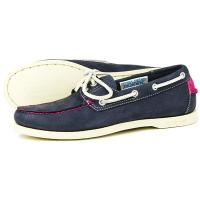 Orca|Bay|Sandusky|Boat|Shoes|Indigo/Deep Pink|