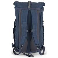 The Tannery|Millican|Smith|Roll|Top|Pack|Rolltop|Rolltop Pack|Unisex|Backpack|Unisex Backpack|Roll Top Backpack|Mens Backpack|Ladies Backpack|Canvas|Canvas BAckpack|Slate|