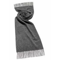 Bronte by Moon|Plain Scarf|Grey|Merino Wool|ladies scarf|womens scarf|wool scarf|ladies wool scarf|gifts for her|Christmas