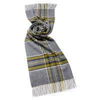 Bronte by Moon|Filey|Grey/Yellow|Scarf|