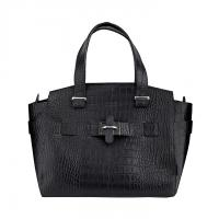 Texier|handbag|croc|27904|ladies handbag|ladies handbag|croc leather|stylish handbag|designer handbag|brand handbag