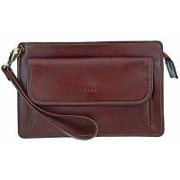Texier|Bag|Wrist|Strap|885|Brown|