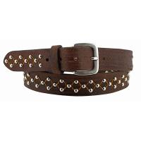 Antica|Belt|406/35|Dark|Brown|
