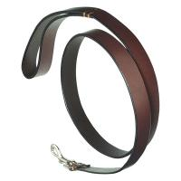 Pampa|Brown|Leather|Dog|Lead|
