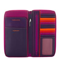 Mywalit|travel wallet|travel document holder|passport holder|ladies passport holder|colourful|leather|