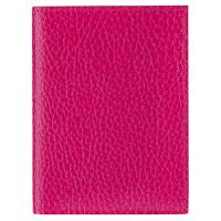 Laurige|Credit Card Holder|756|leather credit card case|mens credit card case|ladies credit card case|Fuchsia