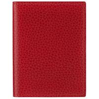 Laurige|Credit Card Holder|756|leather credit card case|mens credit card case|ladies credit card case|Red