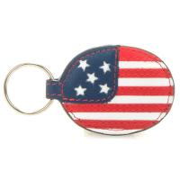 Mywalit|Flag|Key|Ring|USA|Stars|And|Stripes|